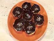 Plněné košíčky - recept na čokoládové košíčky
