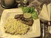 Bramborový salát s jablky - recept na bramborový salát