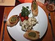 Žabí stehýnka - receot na žabí stehýnka smažená na másle